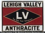 Lehigh Valley Coal Sign