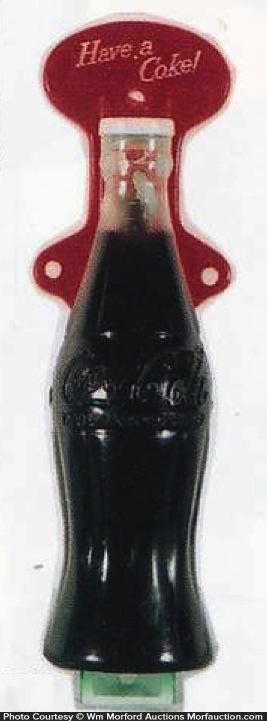 Coca-Cola Bottle Door Pull