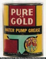 Pep Boys Pure As Gold Can