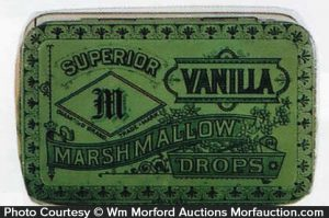 Diamond Marshmallow Tin