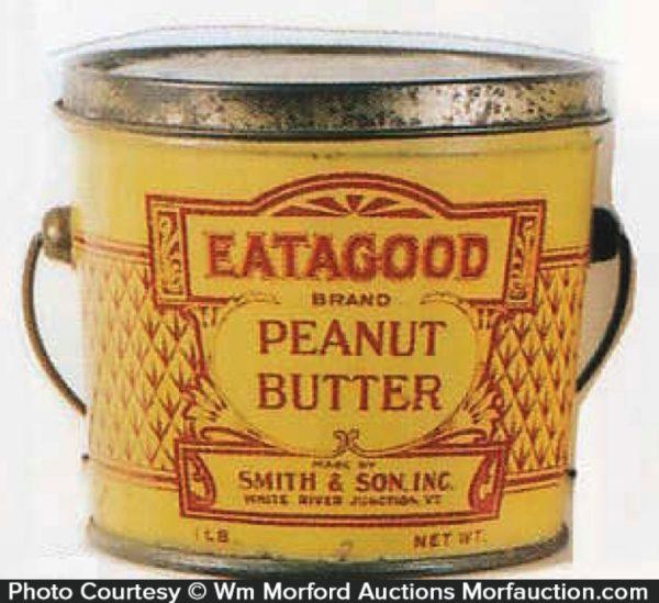 Eatagood Peanut Butter Pail
