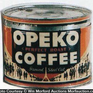 Opeko Coffee Can