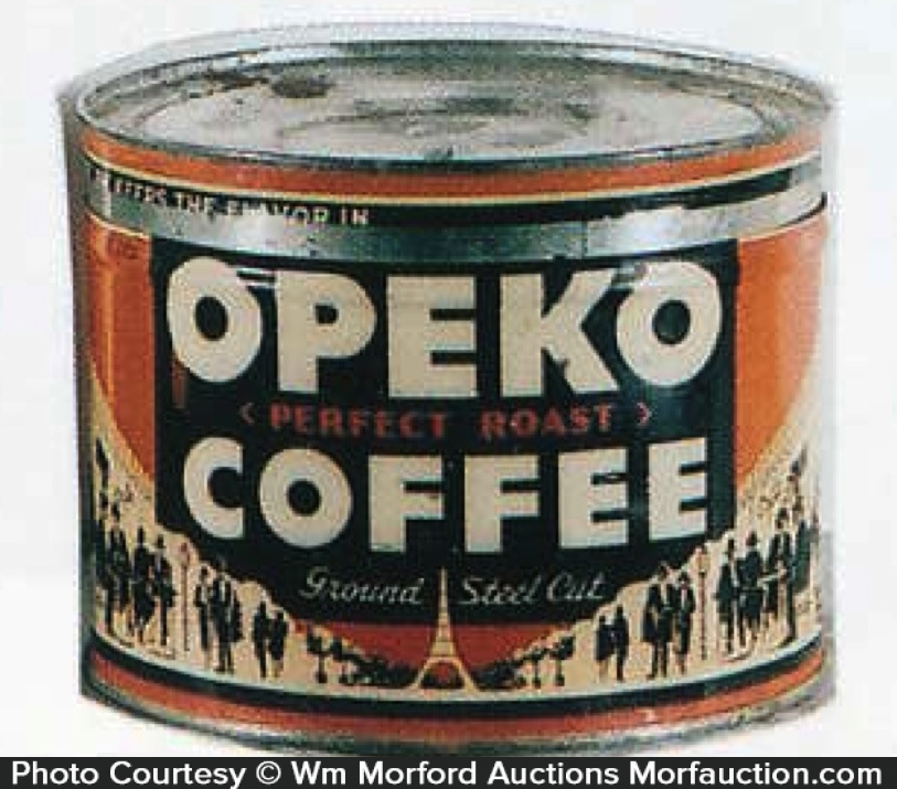 Opeko Coffee Can