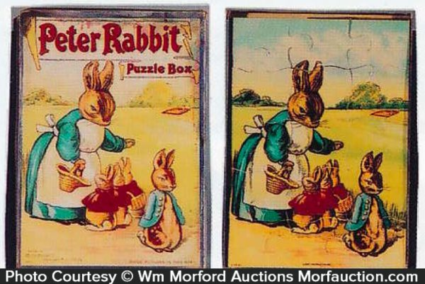 Peter Rabbit Puzzles