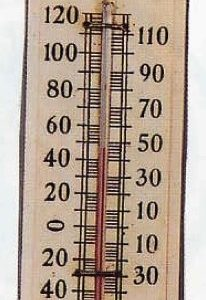 Consolidated Ice Thermometer