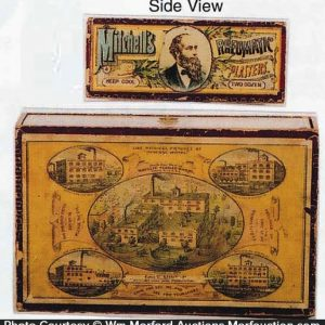 Mitchell's Plasters Box