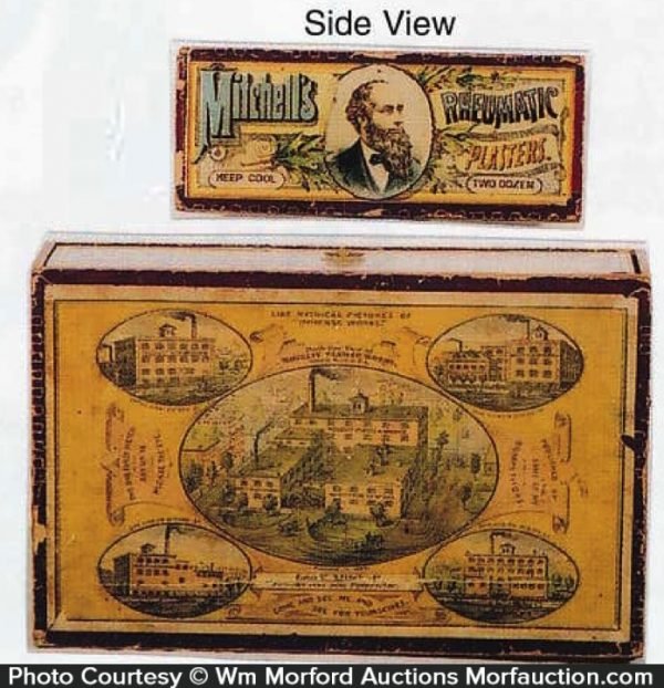 Mitchell's Plasters Box