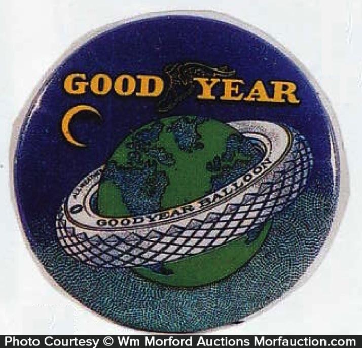 Good Year Tires Mirror