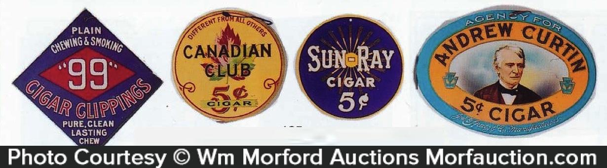 Vintage Ceiling Signs