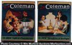 Coleman Lantern Signs