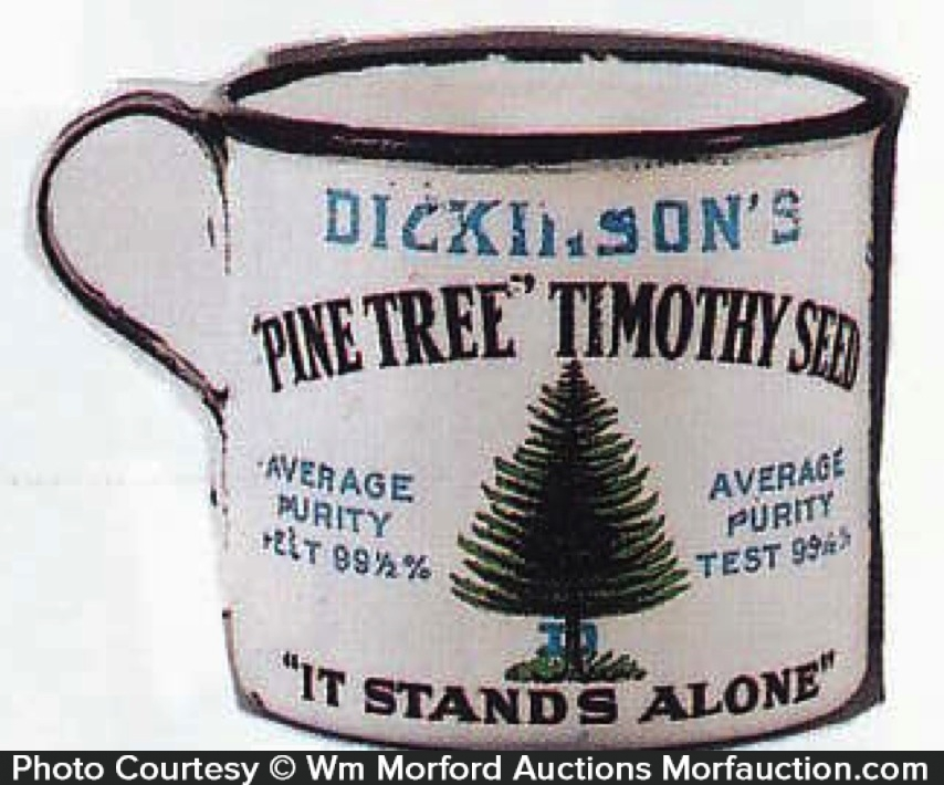 Dickinson's Tree Seed Mug
