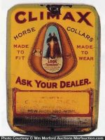 Climax Horse Collars Match Holder