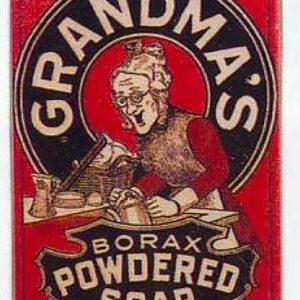Grandma's Soap Box
