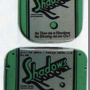 Shadows Condom Tins