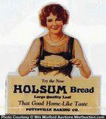 Hoisum Bread Sign