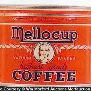 Mellocup Coffee Can