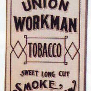 Union Workman Tobacco Box