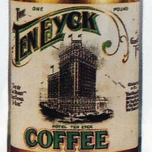 Ten Eyck Coffee Can