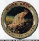 White Rock Water Tip Tray