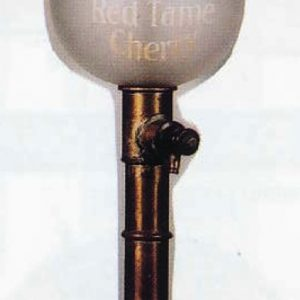 Allens Red Tame Cherry Dispenser