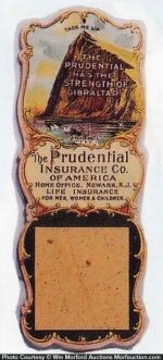 Prudential Insurance Match Scratcher