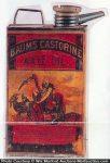 Baum's Castorine Axle Oil Can