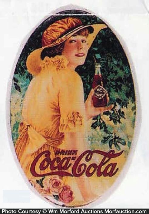 Coca-Cola Pocket Mirror