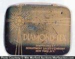 Diamond-Tex Condom Tin