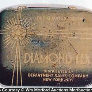 Diamond-Tex Condom Tin