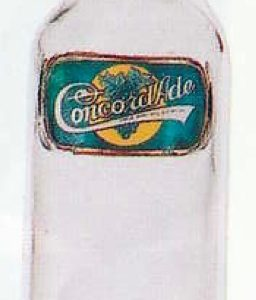 Concordade Syrup Bottle