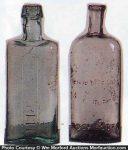 Dr. Mitchell Pontiled Bottles