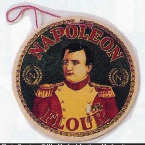Napoleon Flour Fan Pull