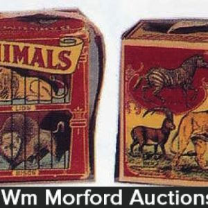 Barnum's Animal Cracker Boxes