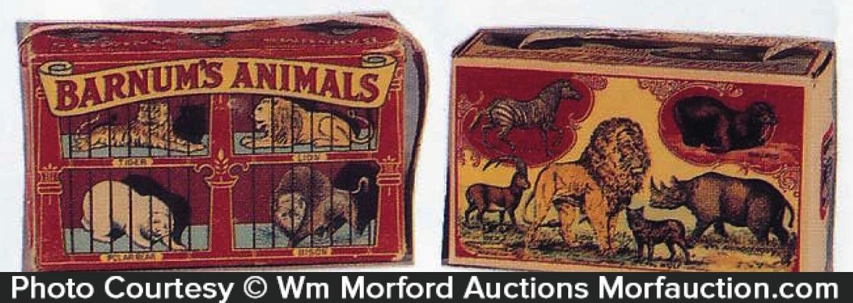 Barnum's Animal Cracker Boxes