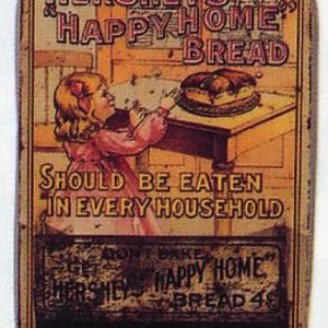 Hershey's Happy Home Bread Match Holder