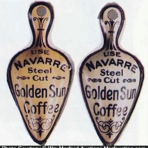 Navarre Golden Sun Coffee Scoops