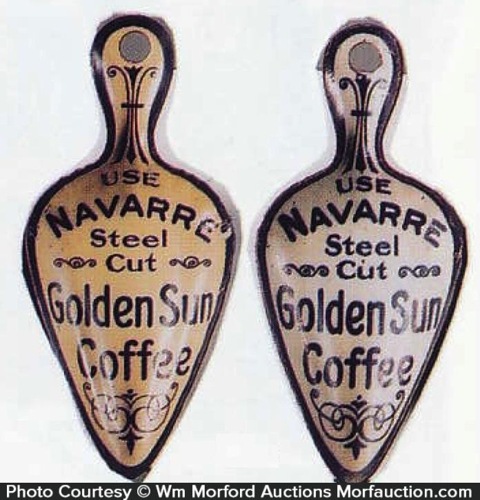 Navarre Golden Sun Coffee Scoops