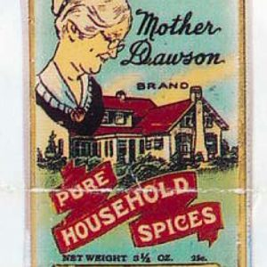 Mother Dawson Spice Tin