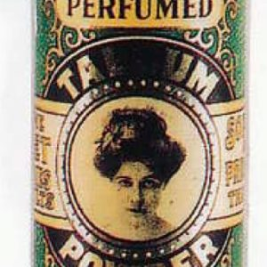 Ingram Talcum Powder Tin