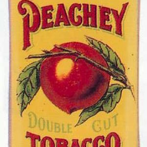 Peachy Pocket Tobacco Tin