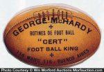 George Mchardy Football Mirror