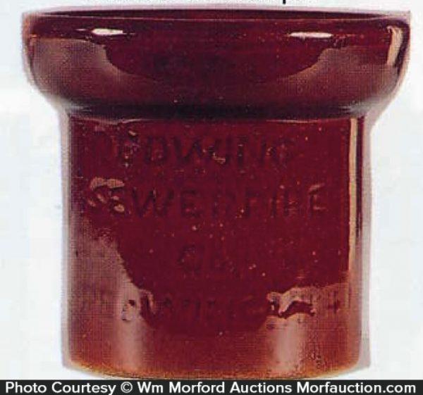 Redwing Sewer Pipe Salesman's Sample