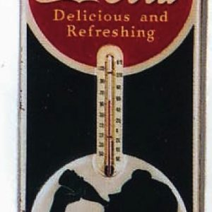 Drink Coca-Cola Thermometer