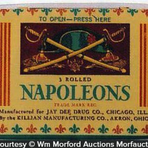 Napoleons Condom Tin