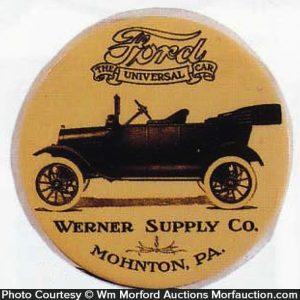 Ford Pocket Mirror