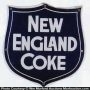 New England Coke Sign
