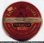 Uncle Daniel Tobacco Tin