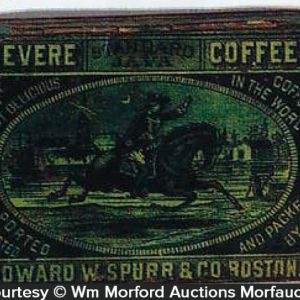 Revere Coffee Tin