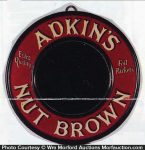 Adkin's Nut Brown Tobacco Mirror