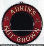 Adkin's Nut Brown Tobacco Mirror